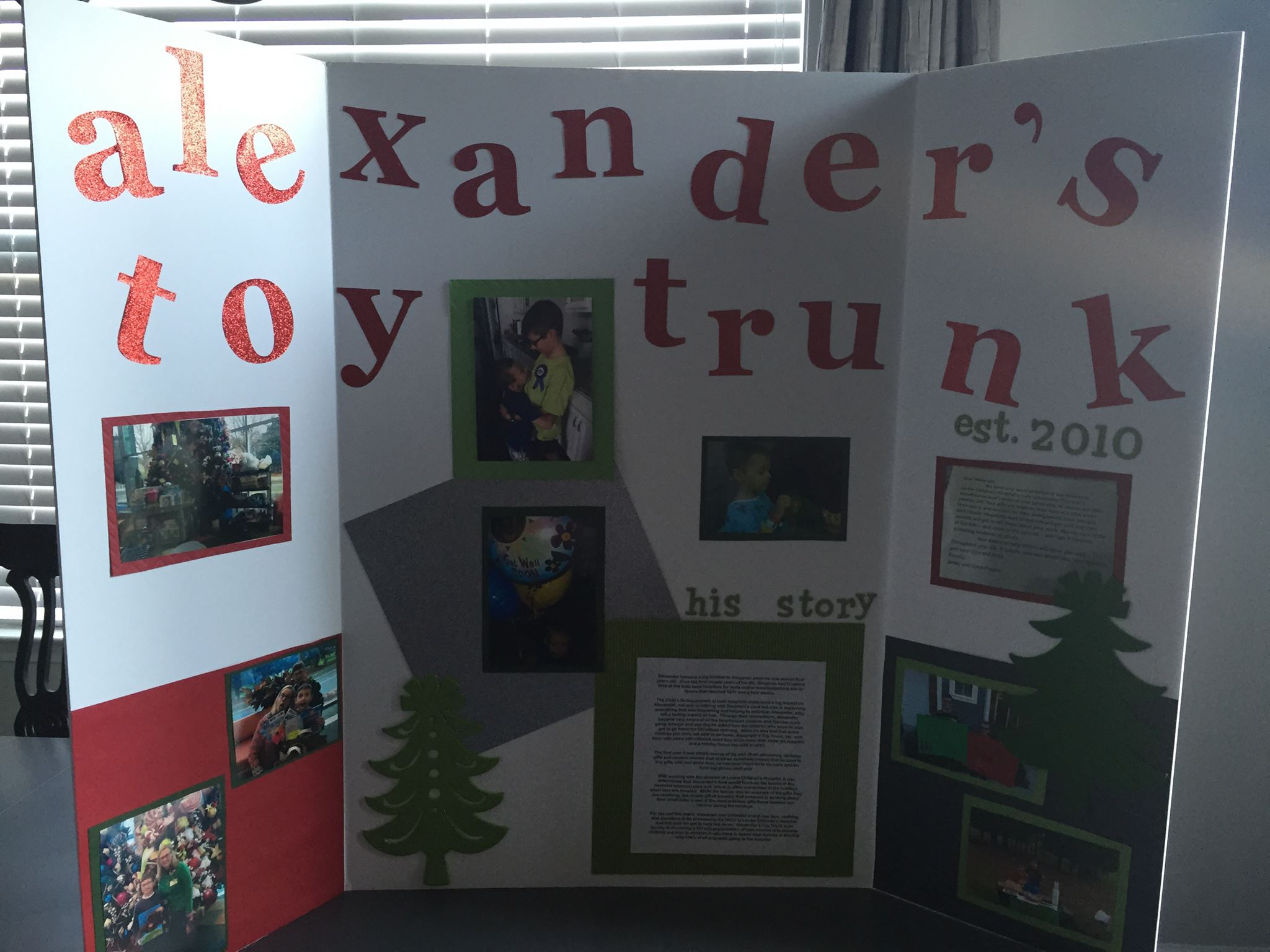 Alexander's Toy Trunk, Inc.